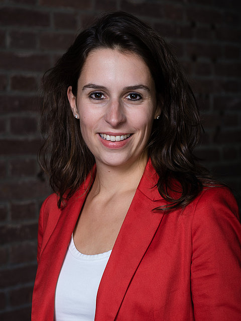 Marieke Versteeg (32), Innovation Specialist & Project lead @Greenhouse